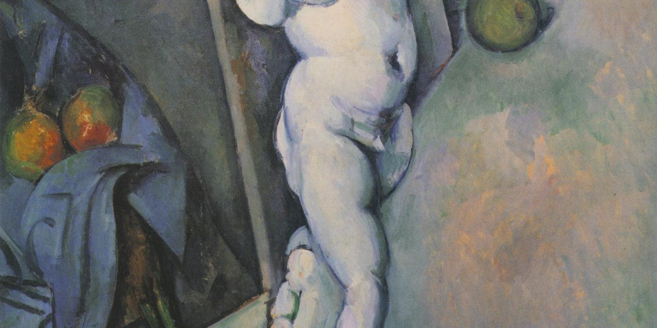L'œuvre perdu de Cezanne