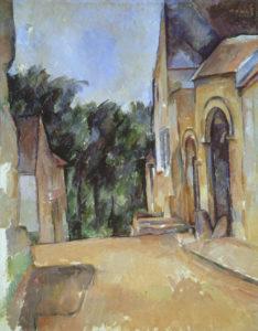 Ferme à Montgeroult, 1898 64 x 52 cm R833-FWN320