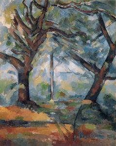 Les Grands Arbres, 1902-1904 79 x 63.5 cm R904-FWN343