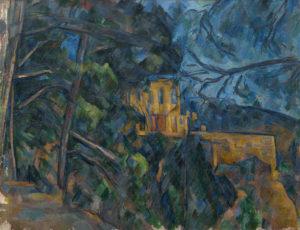 Chateau Noir, 1900-1904 74 x 96.5 cm R937-FWN359
