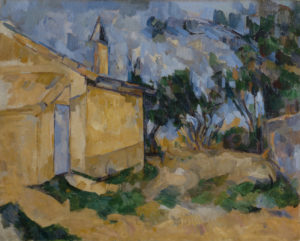 Le Cabanon de Jourdan, 1906 65 x 81 cm R947-FWN380)