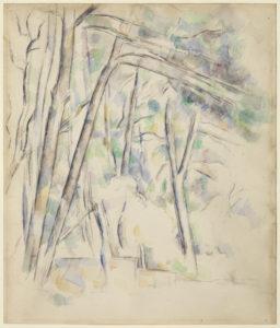 RW425 La Citerne dans le parc de Chateau Noir, 1895-1900