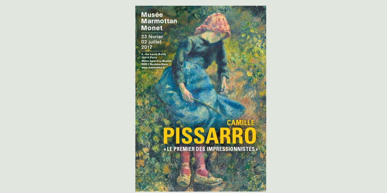 Exposition Pissarro à Marmottan