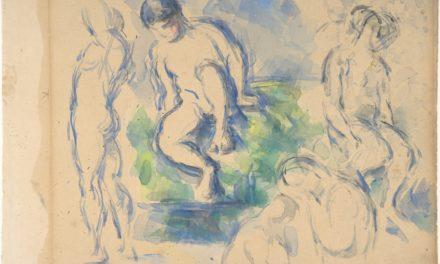 Cézanne révélé. Du carnet de croquis à la toile
