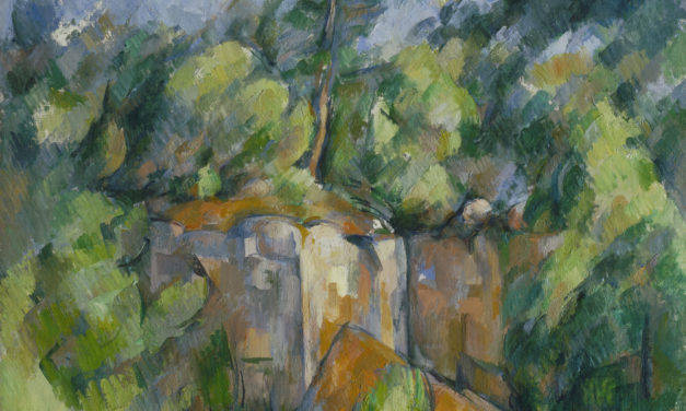 Cezanne : The Rock and Quarrry Paintings