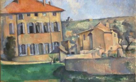 Au lieu de Cezanne
