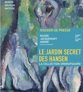 Le jardin secret des Hansen – La collection Ordrupgaard