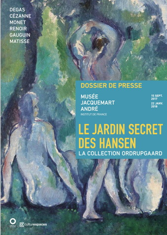 Le jardin secret des Hansen – La collection Ordrupgaard