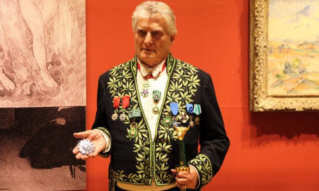 Fin de l'exposition «Le Chant de la terre» à la fondation Pierre Gianadda de Martigny