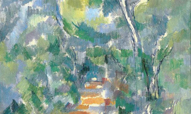 Chemin Cezanne