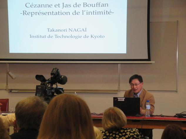 Cézanne et Jas de Bouffan-Représentation de l'intimité (Takanori NAGAÏ)