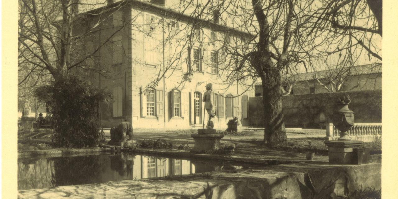 Ouverture du Colloque Cezanne Jas de Bouffan, par Denis Coutagne, Président de la Société Paul Cezanne.