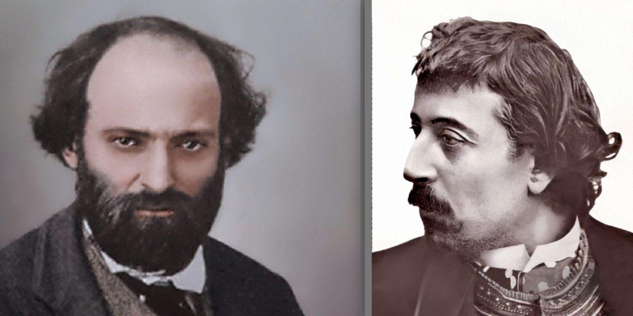 Cezanne et Gauguin – Alain Madeleine-Perdrillat