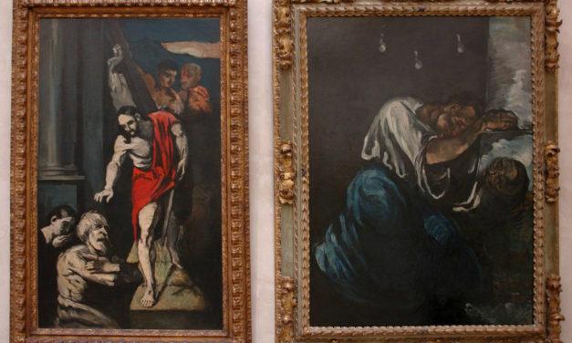 Le Christ aux limbes et la Madeleine : une séparation délicate – François Chédeville